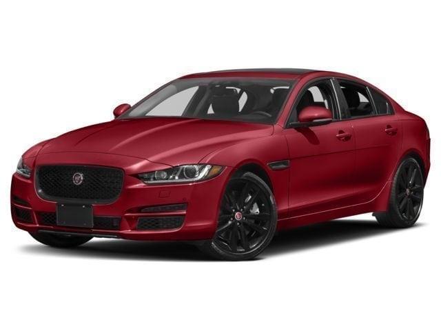 Certified Pre Owned 2018 Jaguar XE 35t Premium Sedan Troy, MI