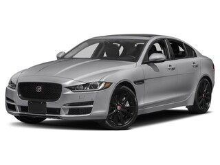 New 2018 Jaguar XE 35t Portfolio Limited Edition Sedan JAJCP17020 in Livermore, CA