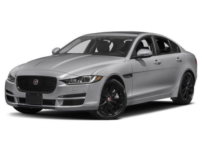 2018 Jaguar XE 35t Portfolio Limited Edition 35t Portfolio Limited Edition AWD *Ltd Avail*