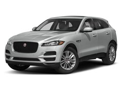 New 2018 Jaguar F-PACE AWD 25t Premium SUV J1361 in Exeter, NH