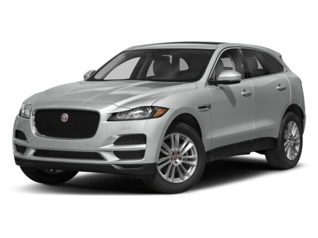 New 2018 Jaguar F-PACE AWD 25t Premium SUV in Exeter, NH