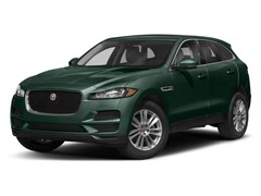 New 2018 Jaguar F-PACE AWD 25t Premium SUV J1396 in Exeter, NH