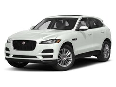 New 2018 Jaguar F-PACE 25t Prestige SUV in Madison, NJ