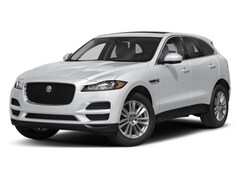 New 2018 Jaguar F-PACE AWD 25t Prestige SUV J1376 in Exeter, NH