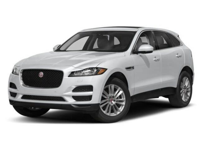 New 2018 Jaguar F-PACE AWD 25t Prestige SUV in Exeter, NH