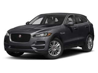 New 2018 Jaguar F-PACE Prestige SUV in Thousand Oaks, CA