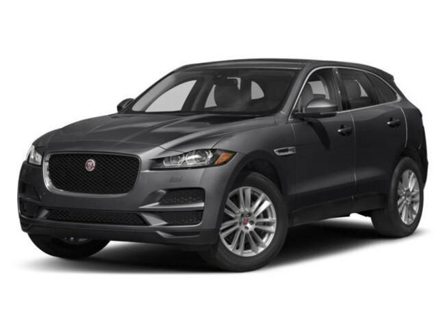 New 2018 Jaguar F-PACE Prestige SUV in Thousand Oaks, CA