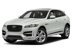 Used 2018 Jaguar F-PACE 25t R-Sport SUV for sale in Houston