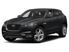 New 2018 Jaguar F-PACE R-Sport SUV in Akron, Ohio