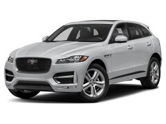 2018 Jaguar F-PACE 25t R-Sport AWD suv For sale in Appleton WI, near De Pere.