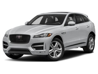 Certified 2018 Jaguar F-PACE 25t R-Sport SUV in Glen Cove, NY