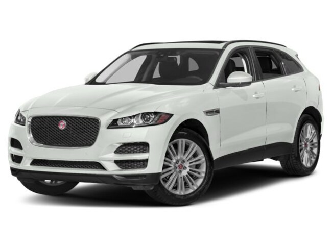 New 2018 Jaguar F-PACE Premium SUV in Thousand Oaks, CA