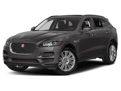 New 2018 Jaguar F-PACE 20d Premium SUV Near Boston MA