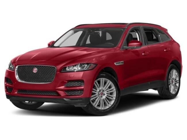 2018 Jaguar F-PACE 20d Premium 2 Premium AWD
