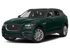 New 2018 Jaguar F-PACE AWD 20d Premium SUV J1374 in Exeter, NH