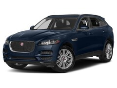 New 2018 Jaguar F-PACE Premium SUV Near Boston MA