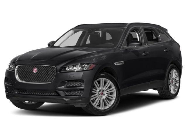 New 2018 Jaguar F-PACE Premium SUV for sale in Thousand Oaks, CA