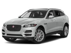 New 2018 Jaguar F-PACE AWD 20d Prestige SUV J1388 in Exeter, NH