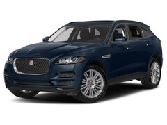 New 2018 Jaguar F-PACE AWD 20d Prestige SUV J1379 in Exeter, NH