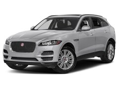 New 2018 Jaguar F-PACE 20d Prestige SUV near Boston