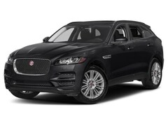 New 2018 Jaguar F-PACE 20d Prestige SUV for sale in Houston
