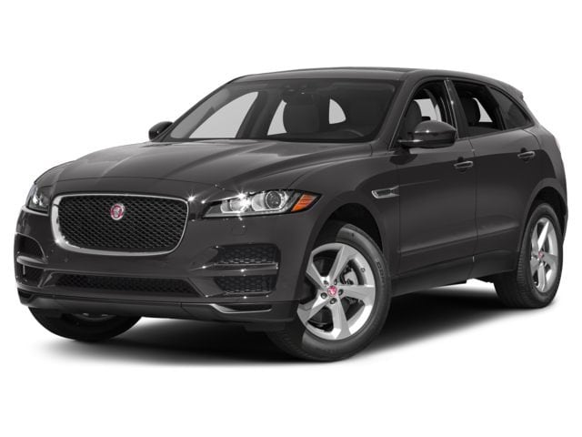 Used 2018 Jaguar F PACE 35t Premium SUV In West Chester, PA