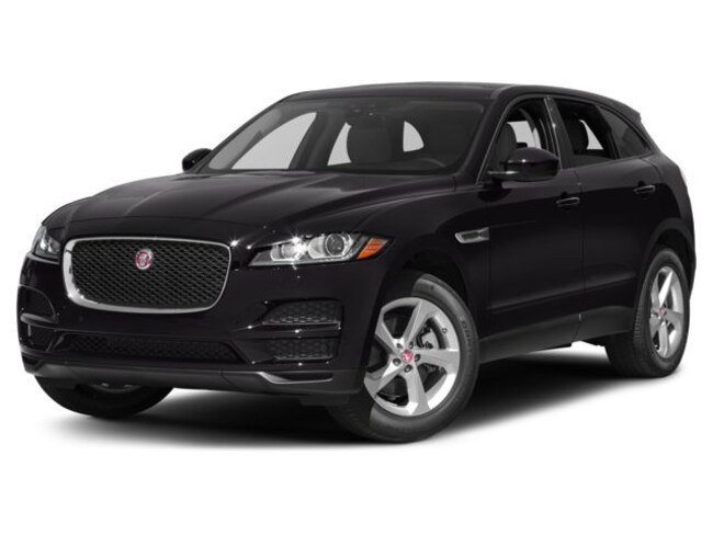 Used 2018 Jaguar F-PACE 35t Premium SUV For Sale Near Boston Massachusetts