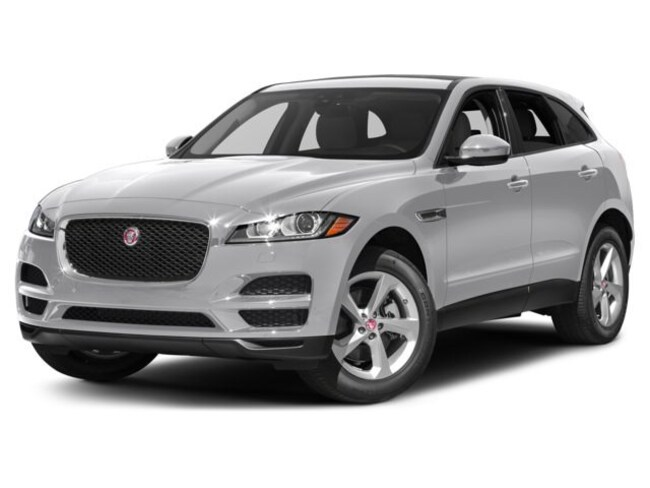 New Jaguar FPACE For Sale Macomb MI SADCJEVJA - All wheel drive jaguar