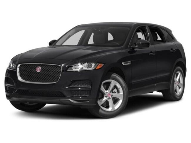Certified Pre-Owned 2018 Jaguar F-PACE 35t Premium SUV For Sale Dallas, Texas