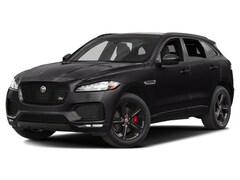 2018 Jaguar F-PACE S S AWD