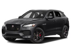 2018 Jaguar F-PACE S SUV For Sale In Solon, OH