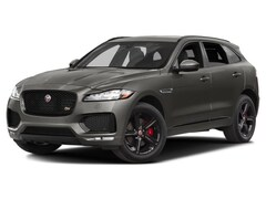 Used 2018 Jaguar F-PACE S SUV For Sale In Solon, Ohio