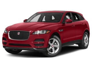 New 2018 Jaguar F-PACE Premium SUV in Thousand Oaks, CA