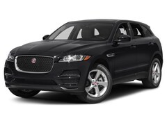 New 2018 Jaguar F-PACE 30t Premium SUV J1417 in Exeter, NH
