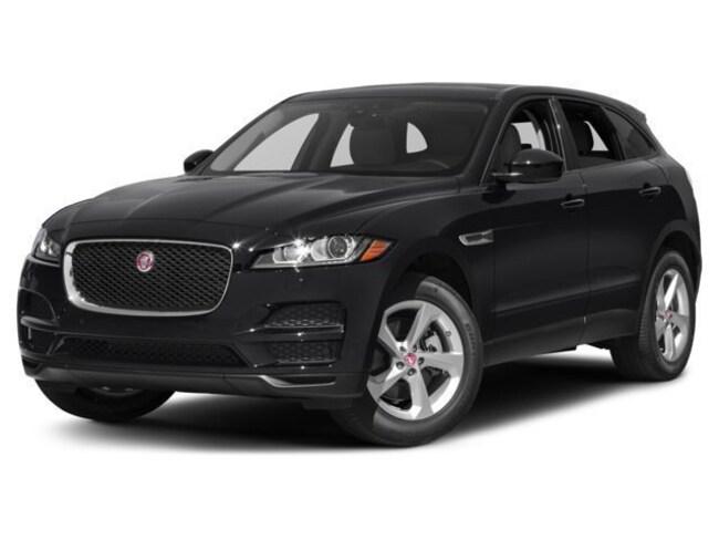 2018 Jaguar F-PACE 30t Premium SUV