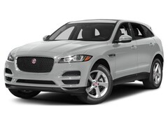 New 2018 Jaguar F-PACE SUV in Dallas