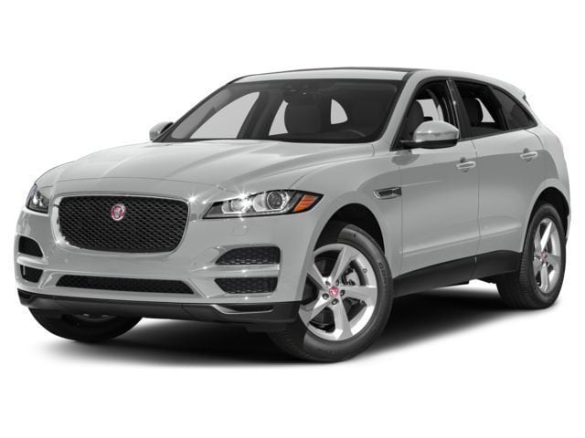 Used 2018 Jaguar F PACE 30t Prestige SUV In West Chester, PA