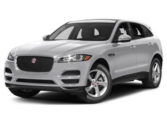 New 2018 Jaguar F-PACE AWD 30t Prestige SUV J1421 in Exeter, NH