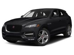 New 2018 Jaguar F-PACE 30t R-Sport SUV for sale in Tulsa, OK