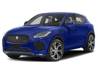 New 2018 Jaguar E-PACE S SUV Sudbury MA