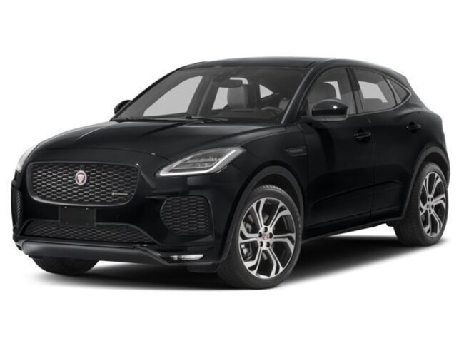 New 2018 Jaguar E-PACE AWD SE SUV in Exeter, NH