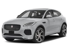 New 2018 Jaguar E-PACE First Edition SUV Near Boston MA