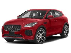 New 2018 Jaguar E-PACE First Edition SUV For Sale In Solon, Ohio