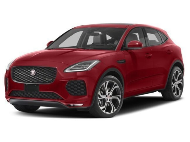 New 2018 Jaguar E-PACE R-Dynamic SUV For Sale/Lease El Paso, Texas