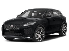 New 2018 Jaguar E-PACE R-Dynamic SUV for Sale in El Paso, TX