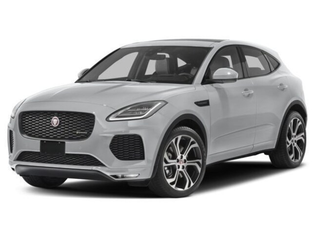 New 2018 Jaguar E-PACE R-Dynamic S SUV in Madison, NJ