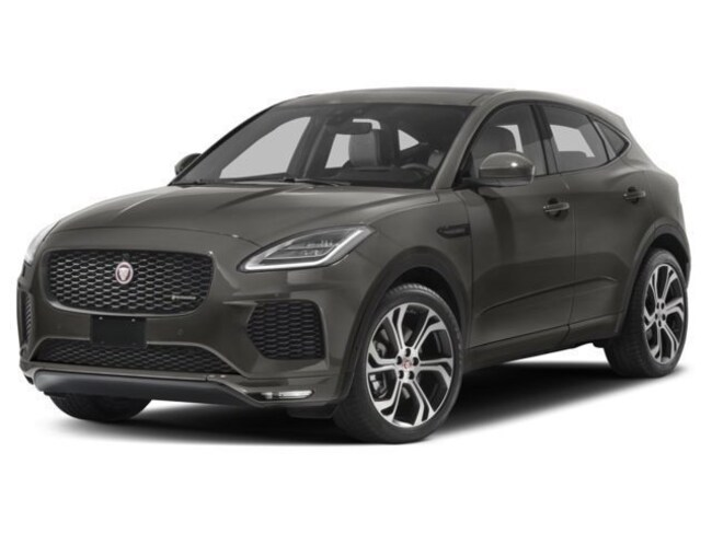 New 2018 Jaguar E-PACE R-Dynamic S SUV in Peoria