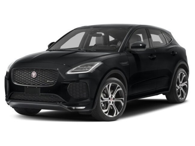 New 2018 Jaguar E-PACE R-Dynamic SE SUV For Sale Near Boston Massachusetts