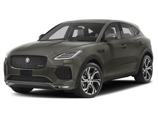 2018 Jaguar E-PACE R-Dynamic SE 2.0L I4 Turbocharged