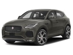 New 2018 Jaguar E-PACE HSE SUV Near Boston MA